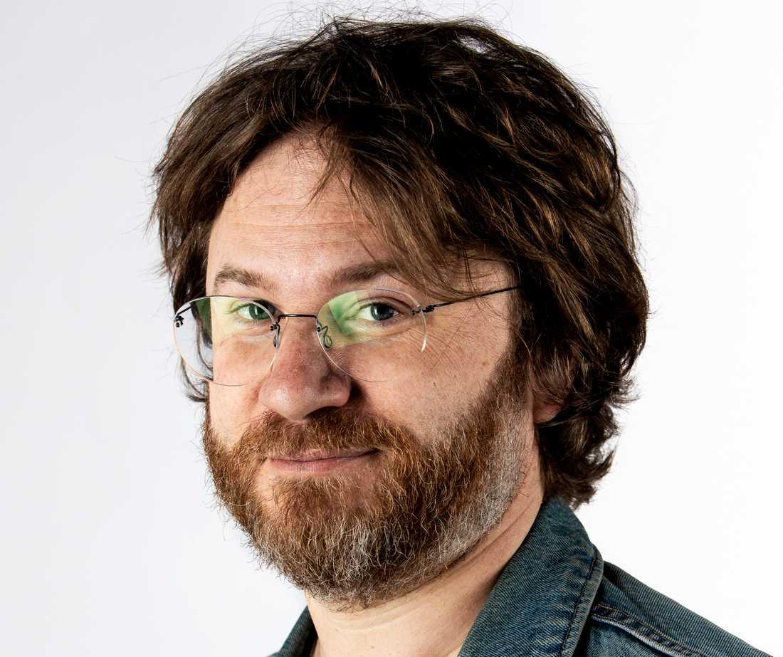 Joakim Sandberg, professor i etik och ekonomi.