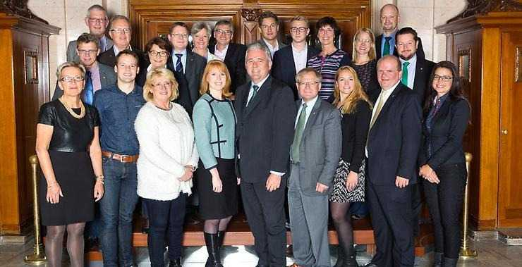 Centerpartiet har noll riksdagsledamöter födda utanför Norden.