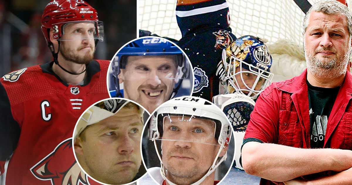 De 50 bästa svenskarna i NHL-historien – plats 39 och 40