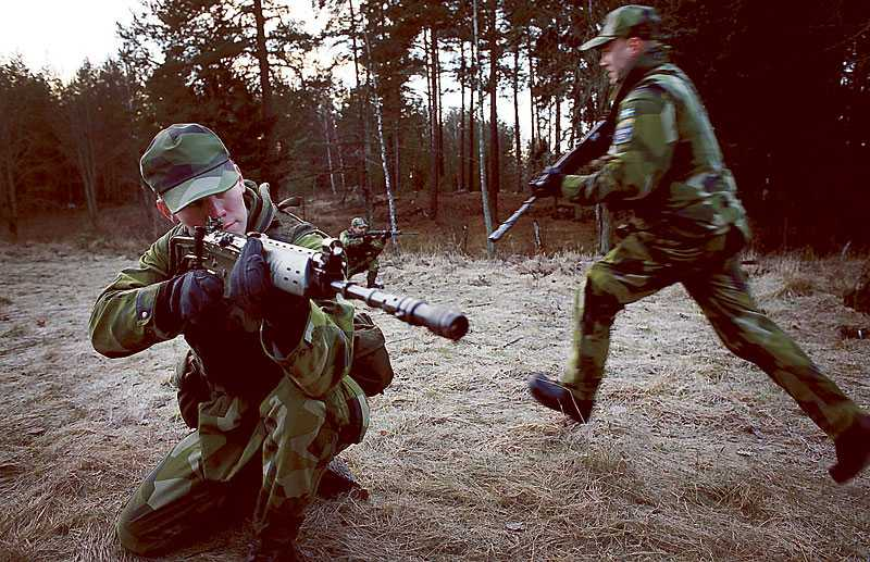 Hetare FRÅGA Försvarspolitiken kan bli en större fråga i valet 2010 än många hade väntat sig. Rysslands invasion av Georgien skrämmer, samtidigt som ÖB talar om nya nedskärningar av svenska insatsförband.