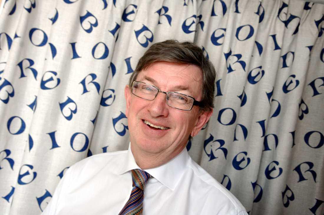 Bengt Braun, styrelseordförande Aleris.