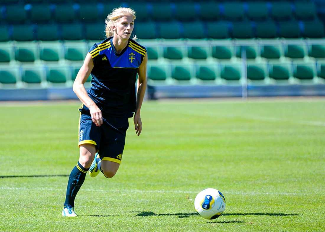 Missnöjd Trots succén uppfyllde inte Chelsea Sofia Jakobssons förväntningar. Hon är nu klar för tyska BV Cloppenburg.