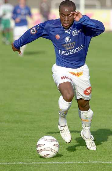 Stephen Ademolu.