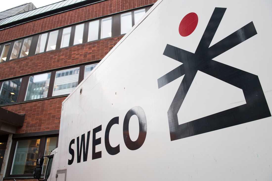 En stor andel av de anställda på Sweco har arbetat hemifrån under coronakrisen. Arkivbild.