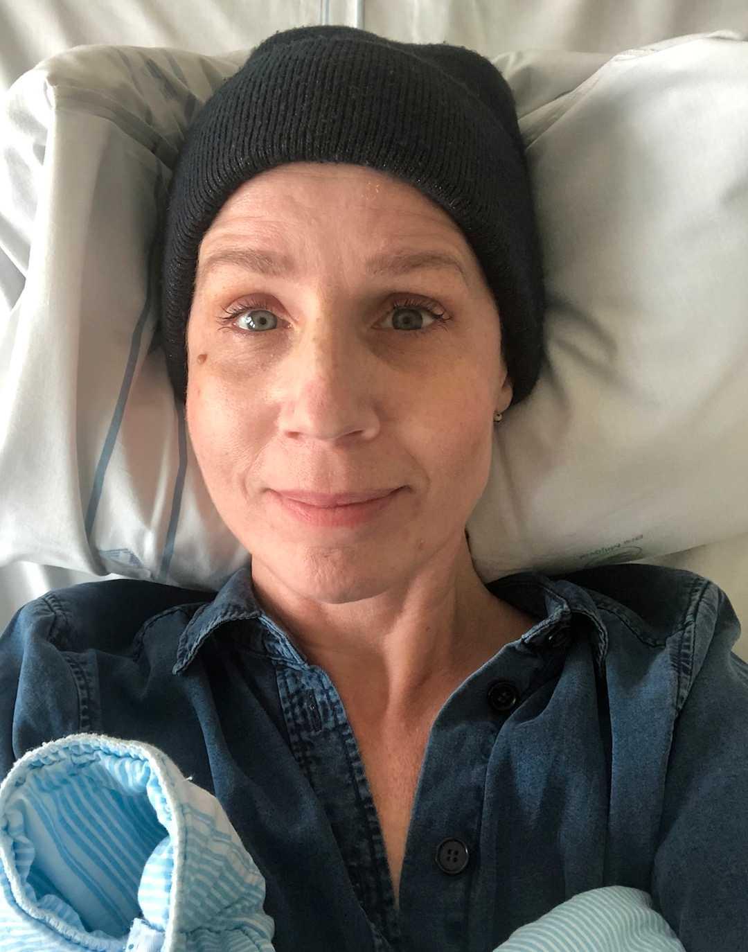 Behandlingen har gått bra och i dag har Maria ingen aktiv cancer.