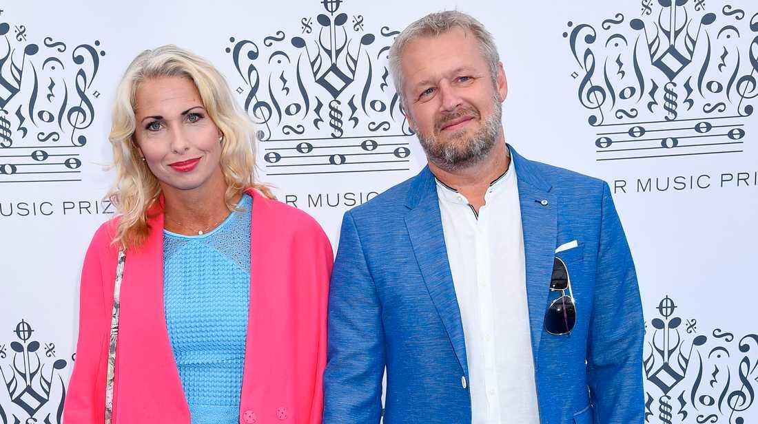 Viktoria Tolstoy och Rasmus Kihlberg.