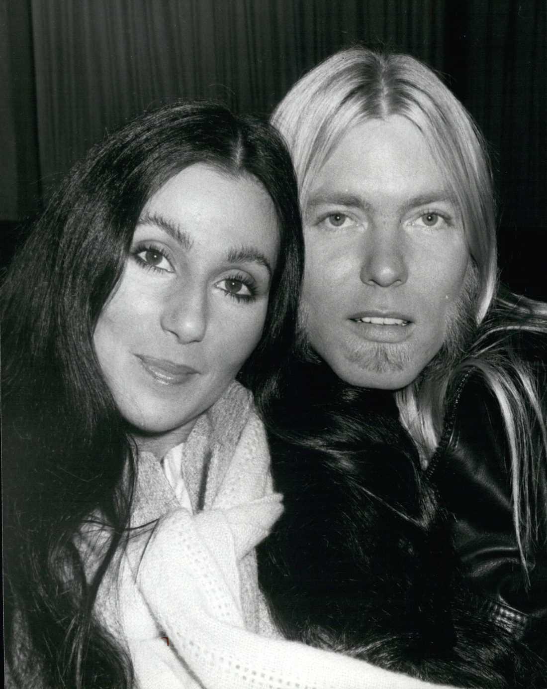 Cher och Gregg Allman var gifta på 1970-talet.
