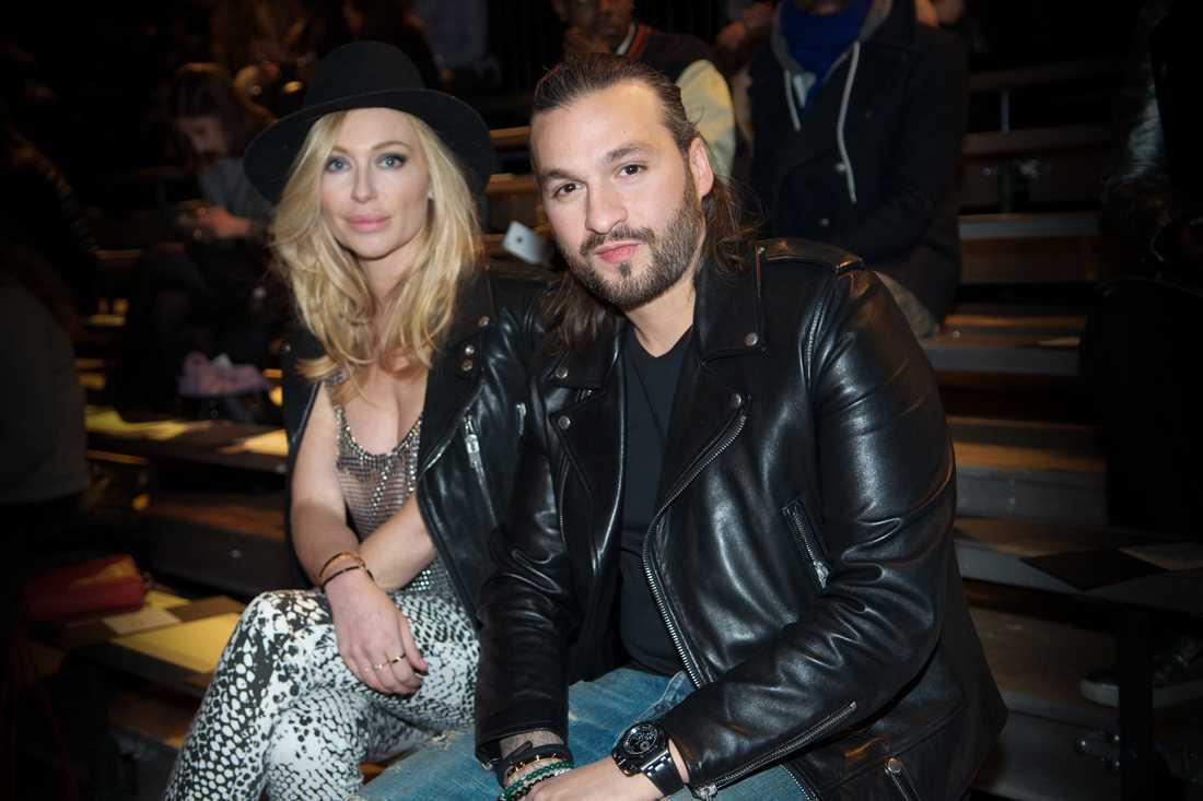 Isabel Adrian och Steve Angello.