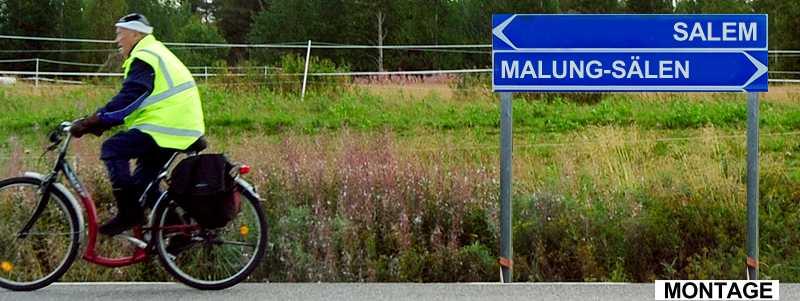 bäst och sämst Salem hamnar i topp när se säkrast kommunerna i Sverige listas. I botten hamnar Malung-Sälen.
