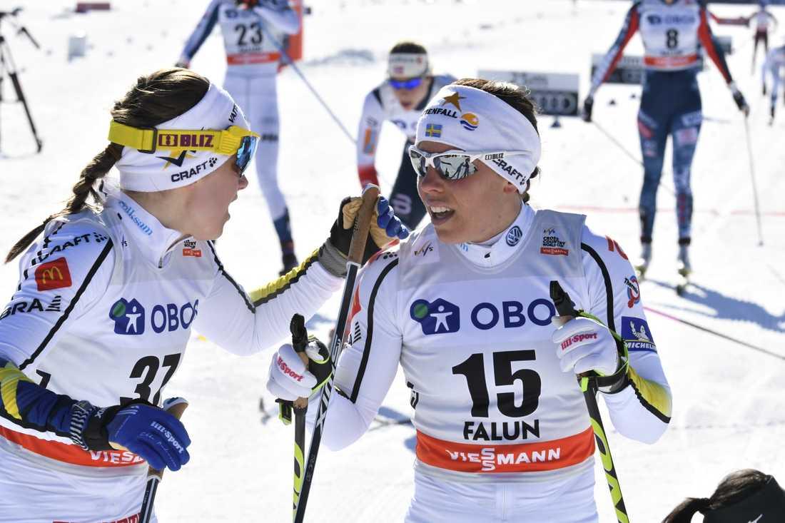 Andersson och Kalla.