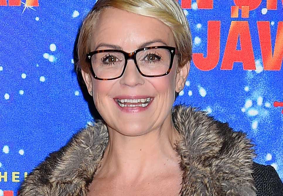 Karin Adelsköld är komiker och programledare.