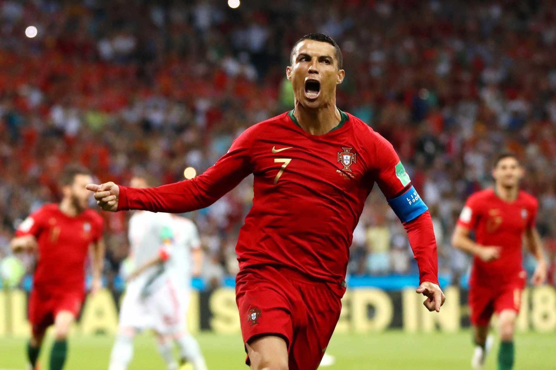 Christiano Ronaldo har hunnit bli 36 år, en oansenlig ålder för en vanlig människa, men ganska mycket för en fotbollsspelare i världsklass.