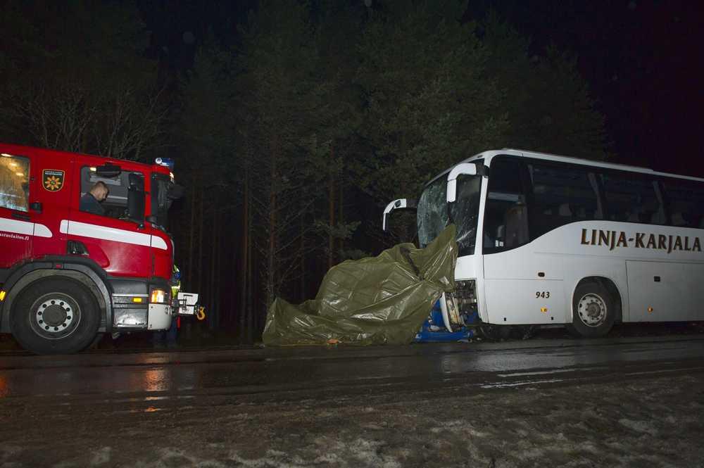 Nu skakas Finland av vad som tros vara ett fruktansvärt självmord