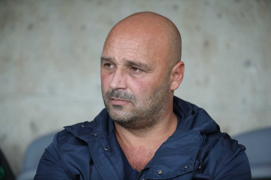 Gais tränare Bosko Orovic har tagit emot mordhot – tre gånger