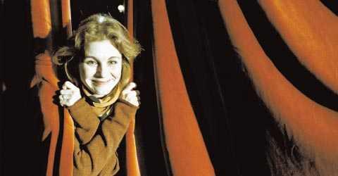 Teater, konst och musik berikar Om estetiska ämnen blir valbara, befarar debettskribenterna, däribland sångerskan Helen Sjöholm, att många elever kommer välja teoretiska ämnen. Foto: PETER KJELLERÅS