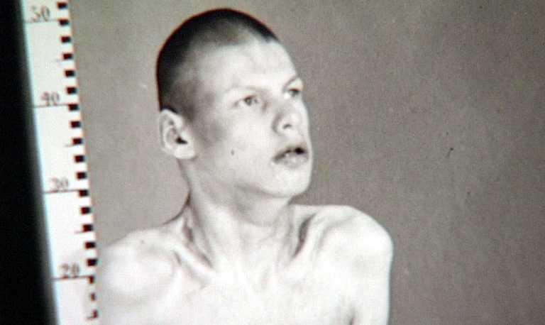 En av många pojkar som togs in på Vipeholm.