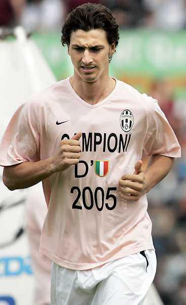 """SUCCÉSÄSONG I fredags blev Zlatan och Juventus ligamästare i kavaj. Omdömena i de italienska medierna om Zlatan var bland annat: """"Nya van Basten"""", """"Överträffat alla förväntningar""""."""