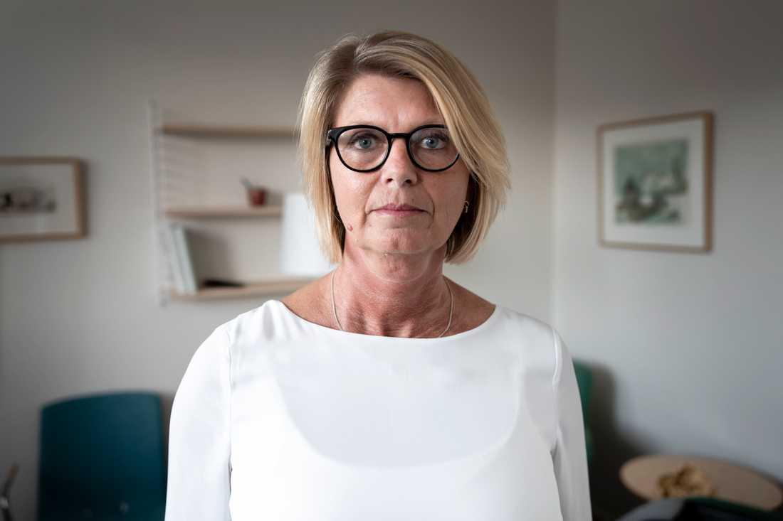 Monica Holmgren, chef för Vård- och omsorgsförvaltningen i Mölndal.