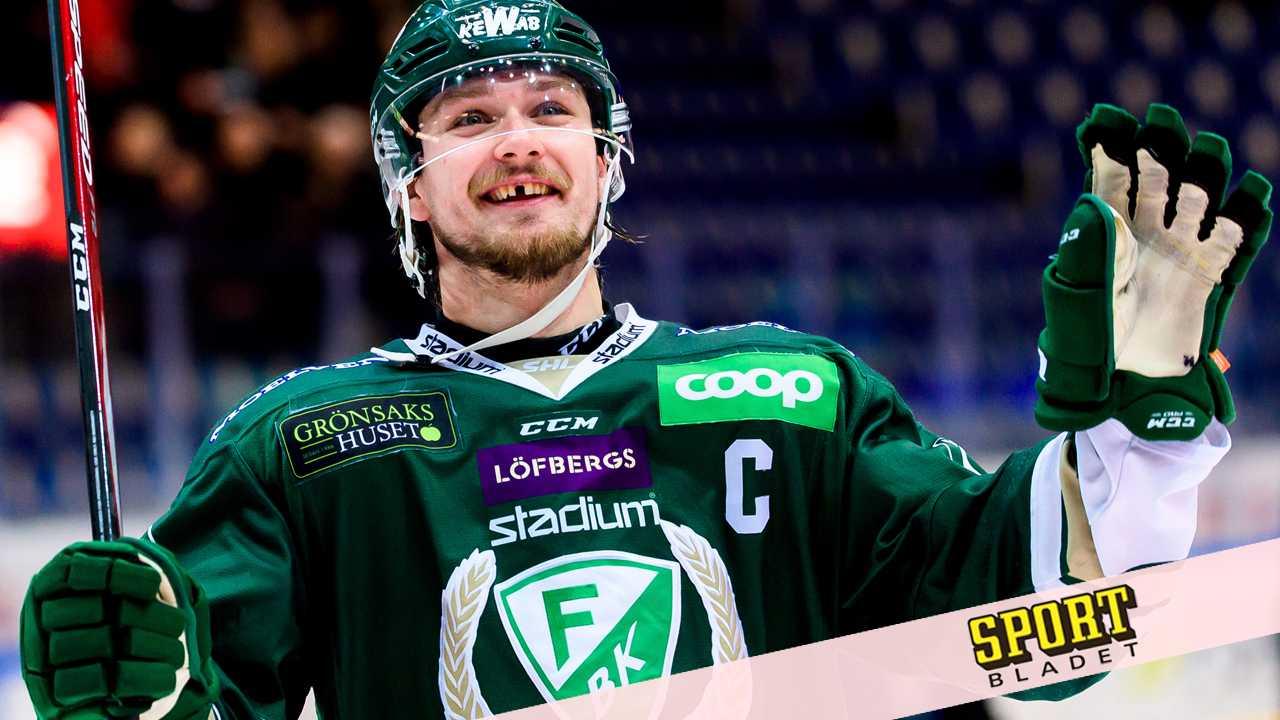 Lagkaptenen överens med KHL-klubb
