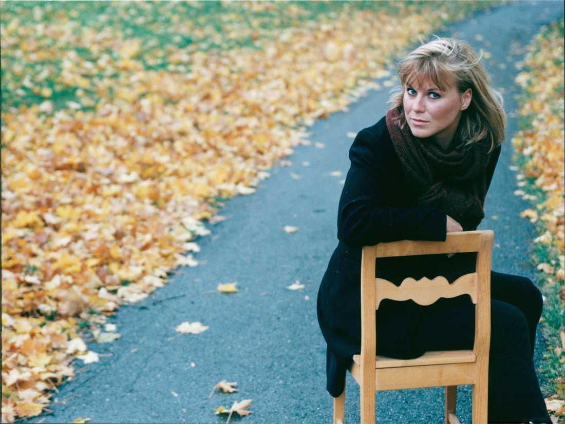 Josefin Nilsson 1998.