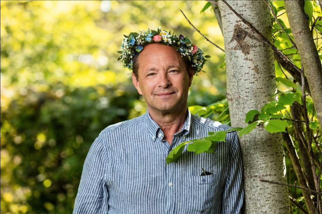 Björn Olsen går hårt åt Folkhälsomyndigheten i sitt sommarprat.
