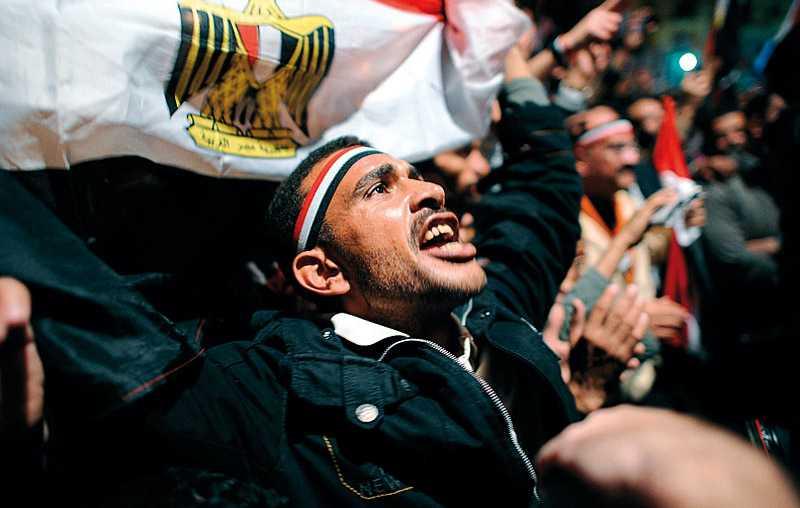 Revolutionens logik På ett eller annat sätt kommer demonstrationerna och folkets längtan efter frihet att tvinga bort regimen i Egypten.