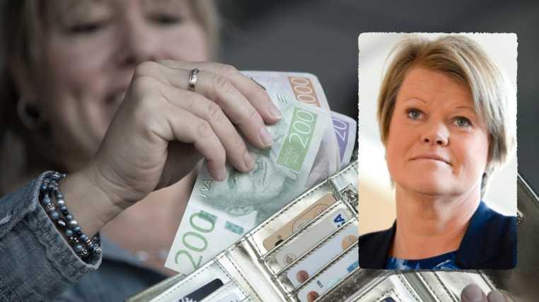 Det är dags för ett nytt kliv framåt i jämställdhetsarbetet. I kommande budgetförhandlingarna med regeringen lägger (V) nu fram ett punktprogram för ökad ekonomisk jämlikhet. Ett program som avsevärt skulle förbättra många kvinnors vardag, skriver Ulla Andersson, ekonomiskpolitisk talesperson.