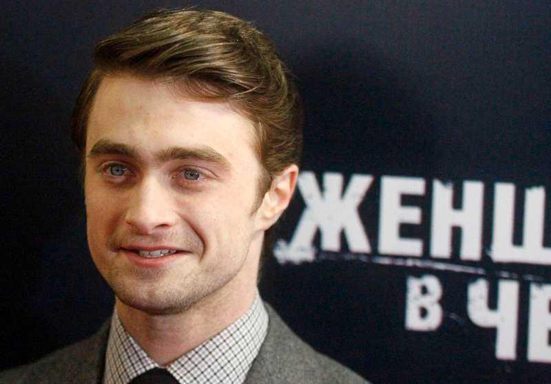 """""""Harry Potter""""-stjärnan."""