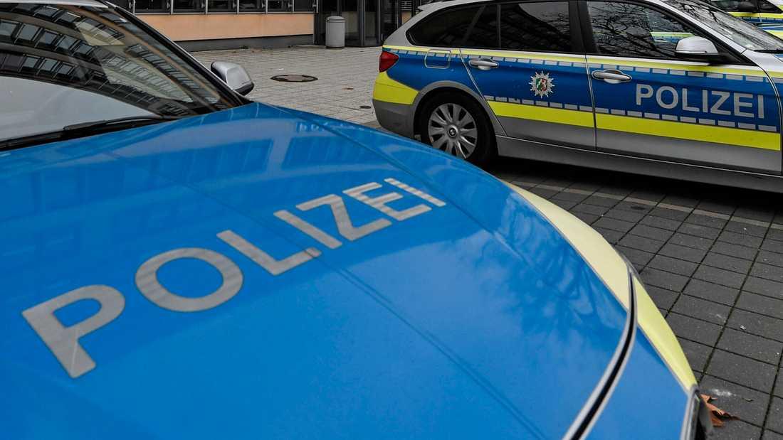 Tyska myndigheter utreder tre personer under misstanke om att de spionerat för Kina. Arkivbild.
