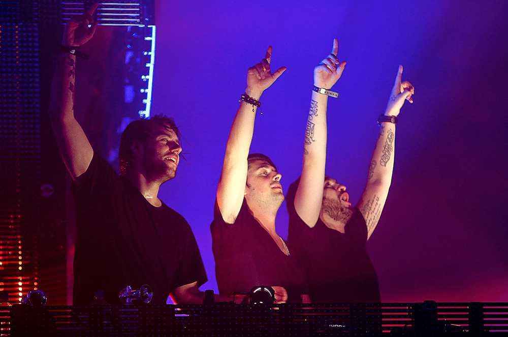 KAN SNUVAS PÅ PARTYT Swedish House Mafia gör sina sista spelningar i Friends arena nästa vecka. Nu riskerar fansen att missa festen. Många har inte fått biljetterna de köpt.