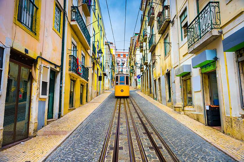 Lissabon Reseguide Till Portugals Allt Popularare Huvudstad