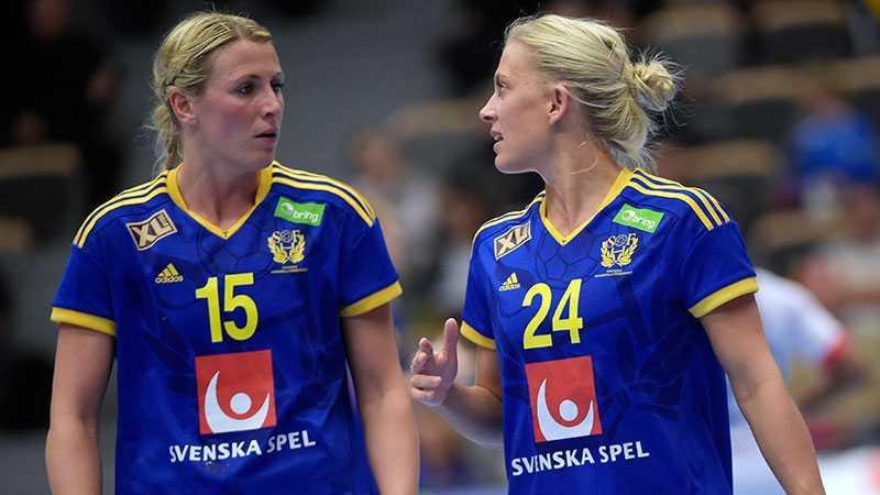 Johanna Ahlm, Nathalie Hagman och de andra svenskorna får mindre sömn inför åttondelsfinalen.