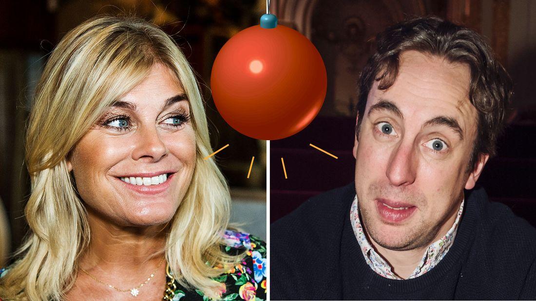 Pernilla Wahlgren och Per Andersson