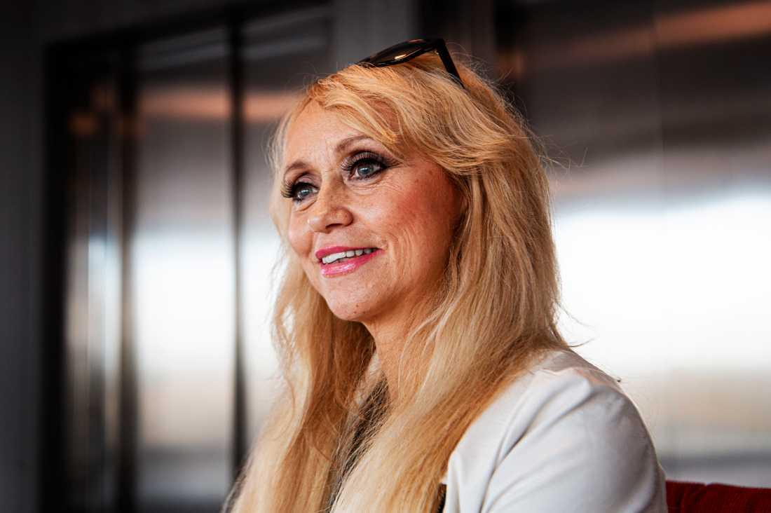 Nanne Grönvall är inne på sitt femte årtionde i Melodifestivalen.
