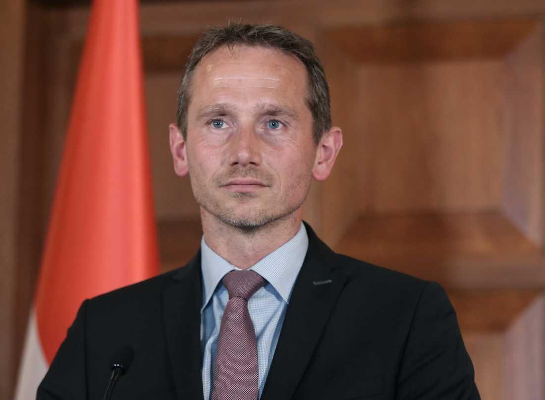 Danmarks finansminister, Kristian Jensen, är fly förbannad på den amerikanska tv-kanalen Fox News.