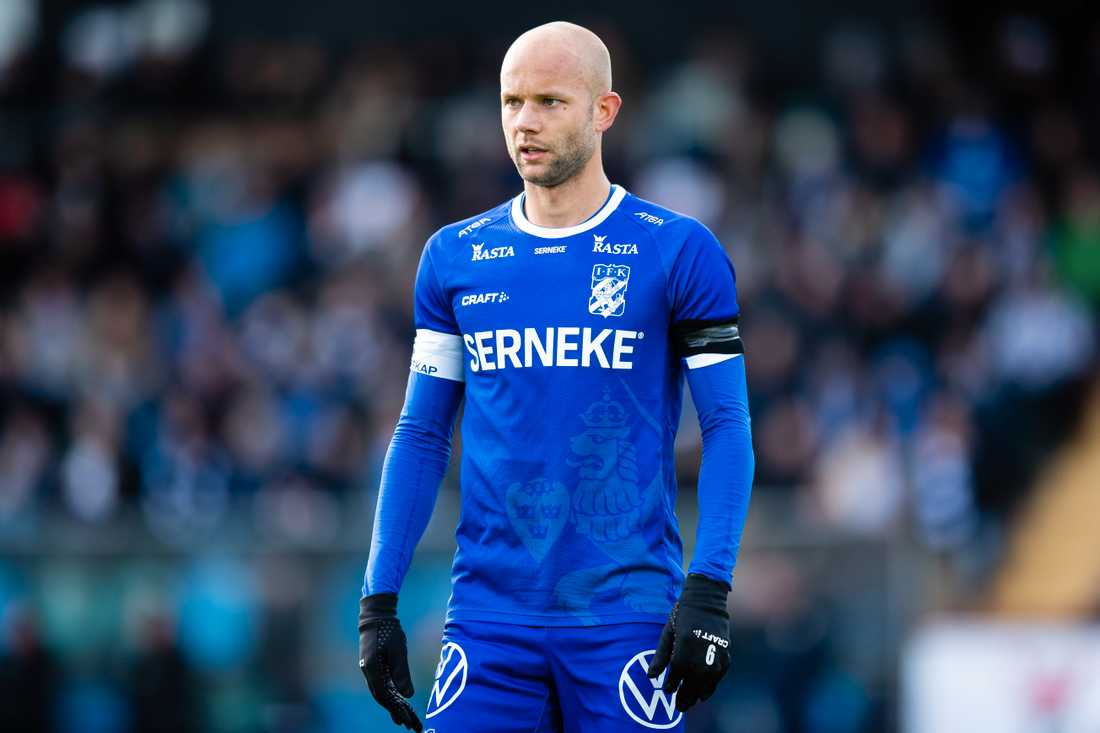 IFK Göteborgs anfallare Robin Söder