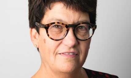 Helle Klein, präst och chefredaktör på Dagens Arbete. Har tidigare varit politisk chefredaktör på Aftonbladet.