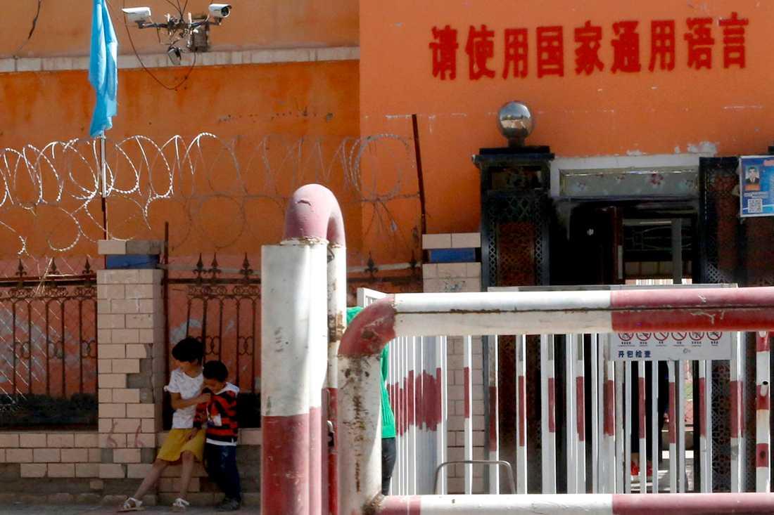 Som ett steg i att kontrollera sina medborgare har Kinas nuvarande ledning byggt ett invecklat nät av övervakning med bland annat ansiktsigenkänning. Här, i Xinjiang-provinsen där människor från muslimska minoritetsgrupper, framför allt uigurer, bor är övervakningen mycket kraftig.