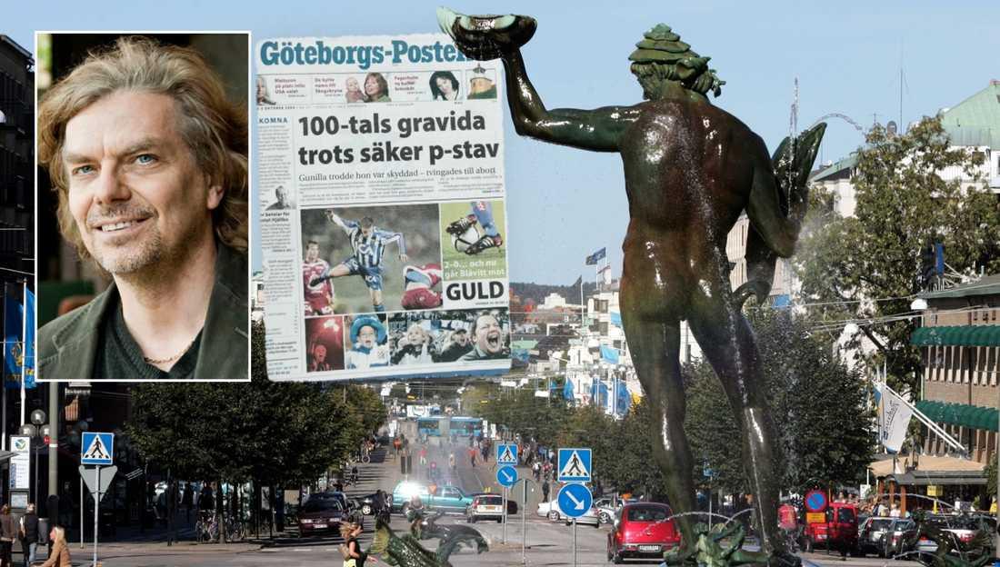 GP:s kris är tecken på att Göteborg befinner sig i förändring. Det är stans traditionella samförstånds- och slutenhetskultur som nu faller sönder, skriver Jan Järmark, göteborgare och docent i ekonomisk historia.