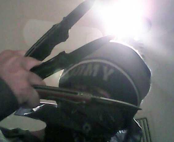 Skolskytten Nikolas Cruz var besatt av vapen.