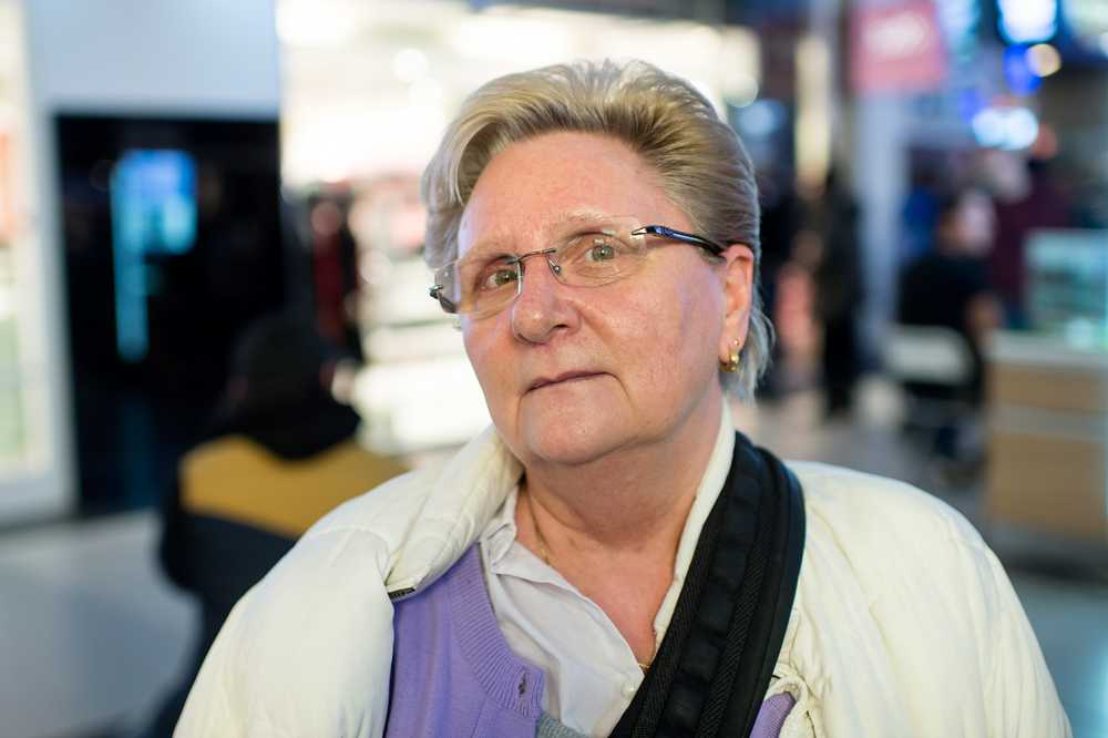 Sherry Hübinette, 59, från Stockholm