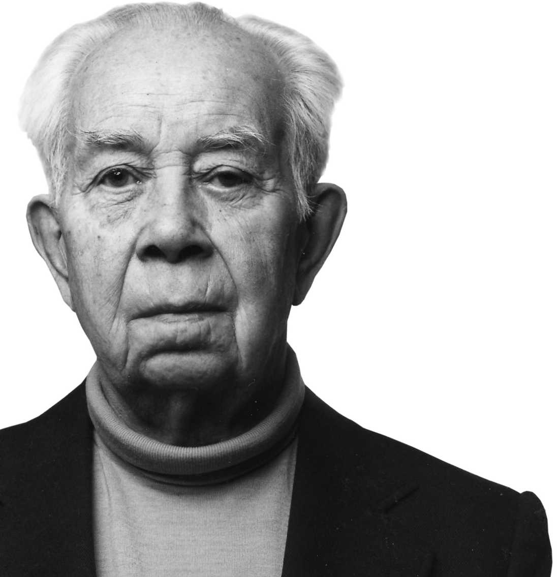 """Ivar Lo-Johansson (1901–1990) hette egentligen Karl Ivar Loe. Författarnamnet """"Lo"""" kommer från ett soldatnamn som förekommit i släkten."""