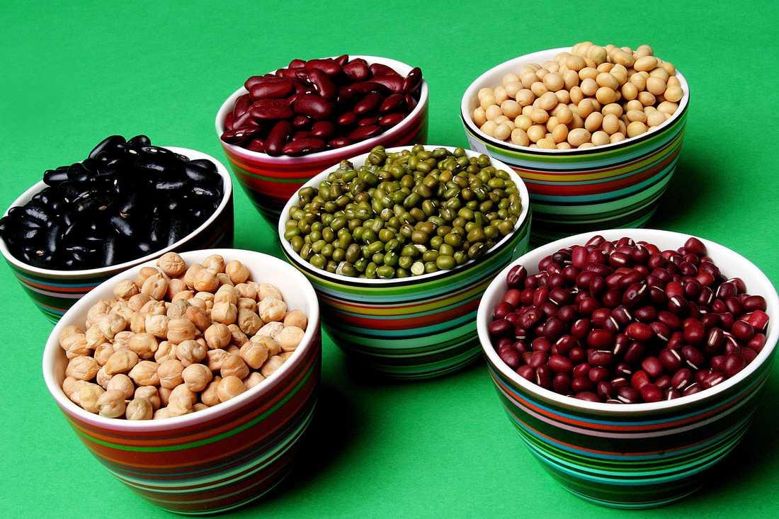 ÄT MER AV: Bönor (och även linser).