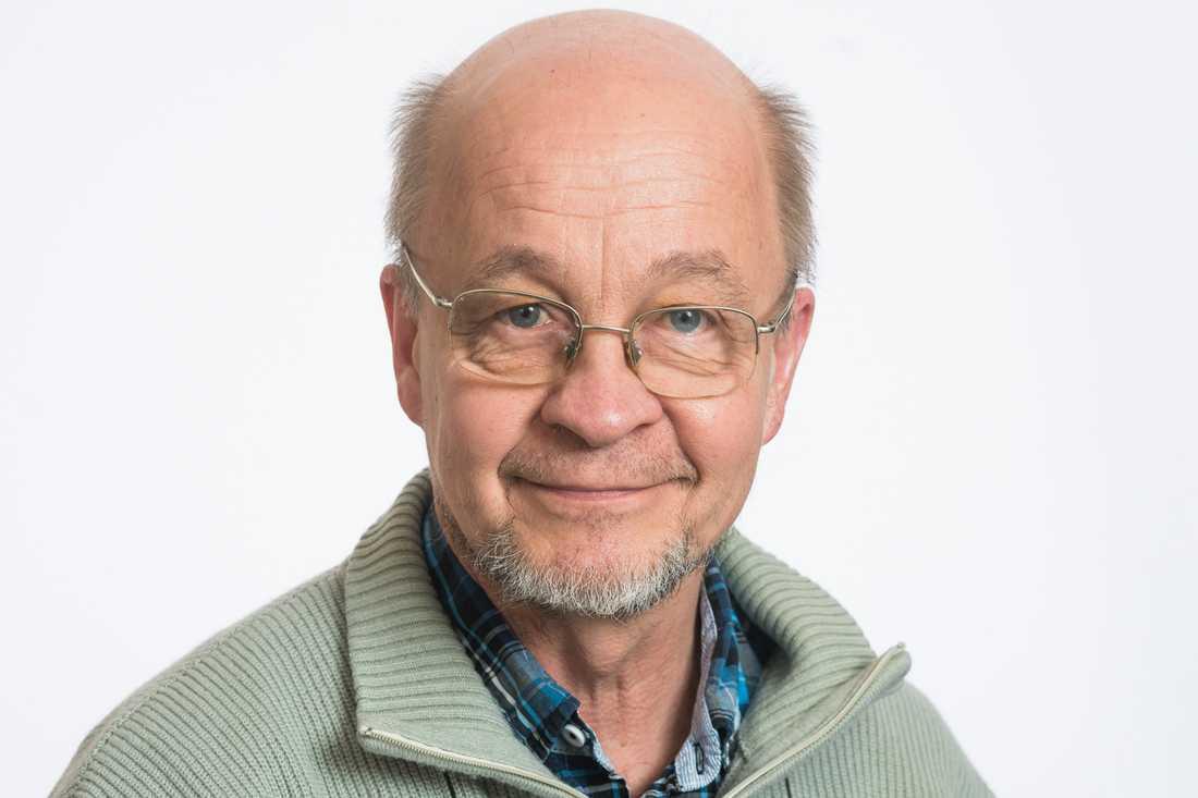 Jorma Hinkula, professor i molekylär virologi vid Linköpings universitet.
