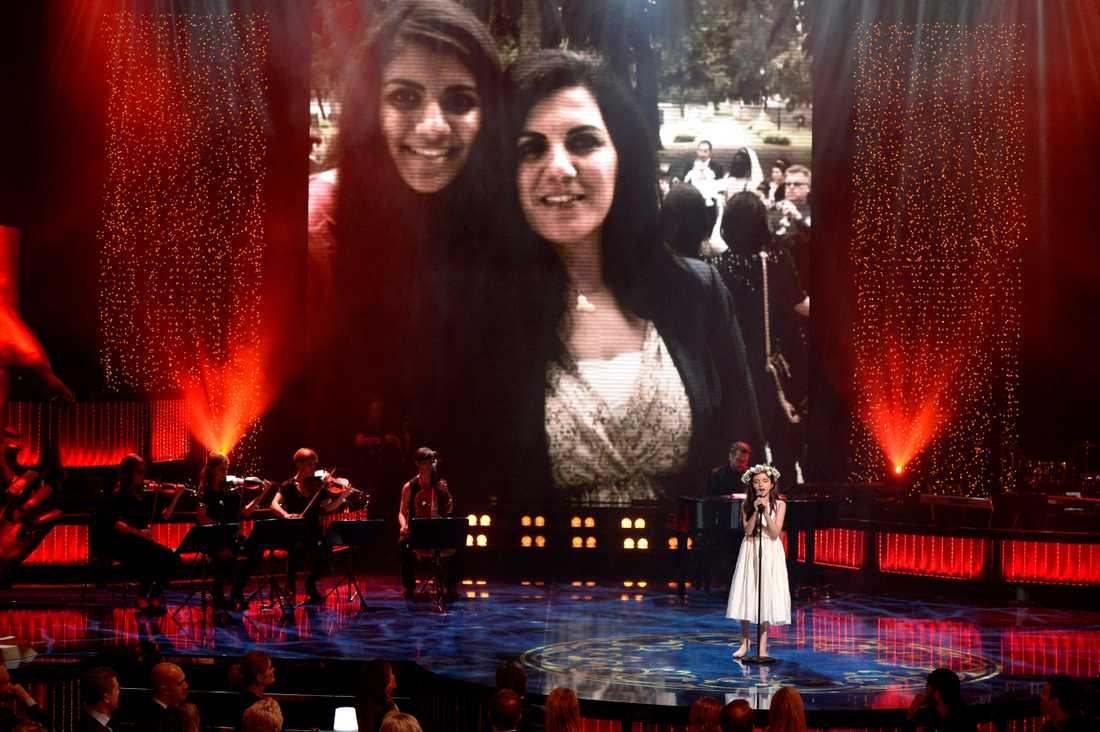 I mamma Ibtissam fann Marwa styrkan att våga blogga och föreläsa om vad hon var med om – och i idolerna Beyoncé och Zlatan.