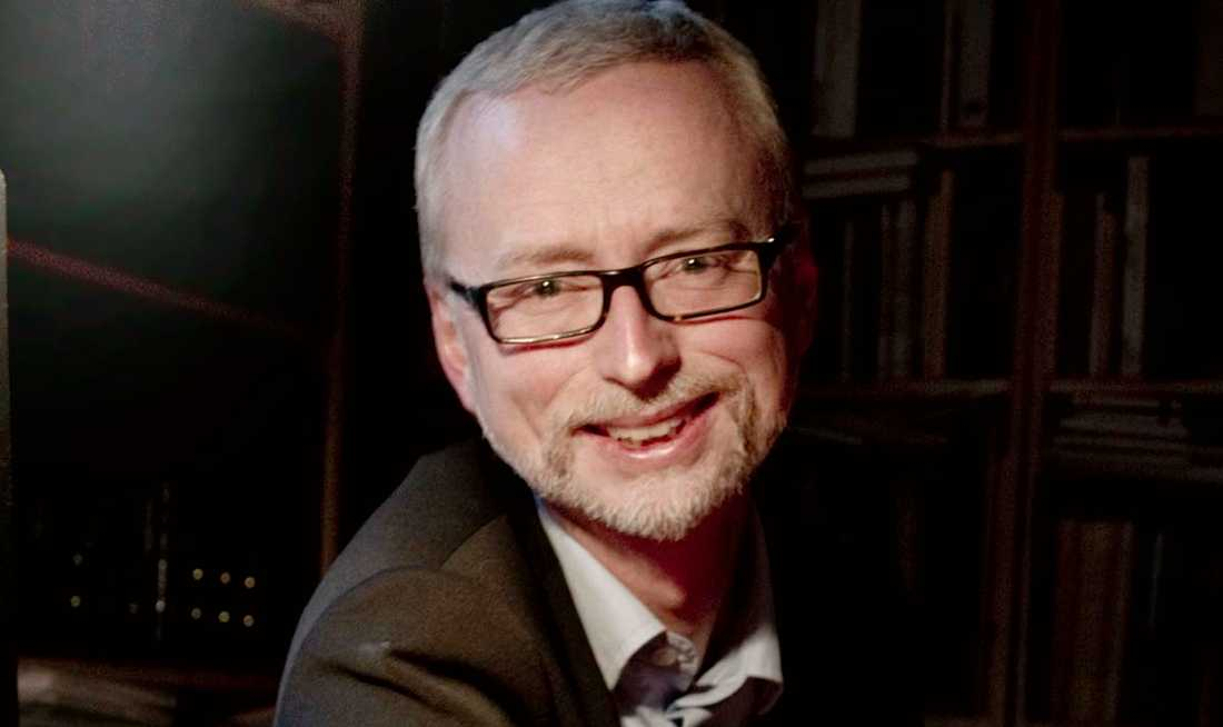 Dick Harrison, aktuell med Englands historia i två band.