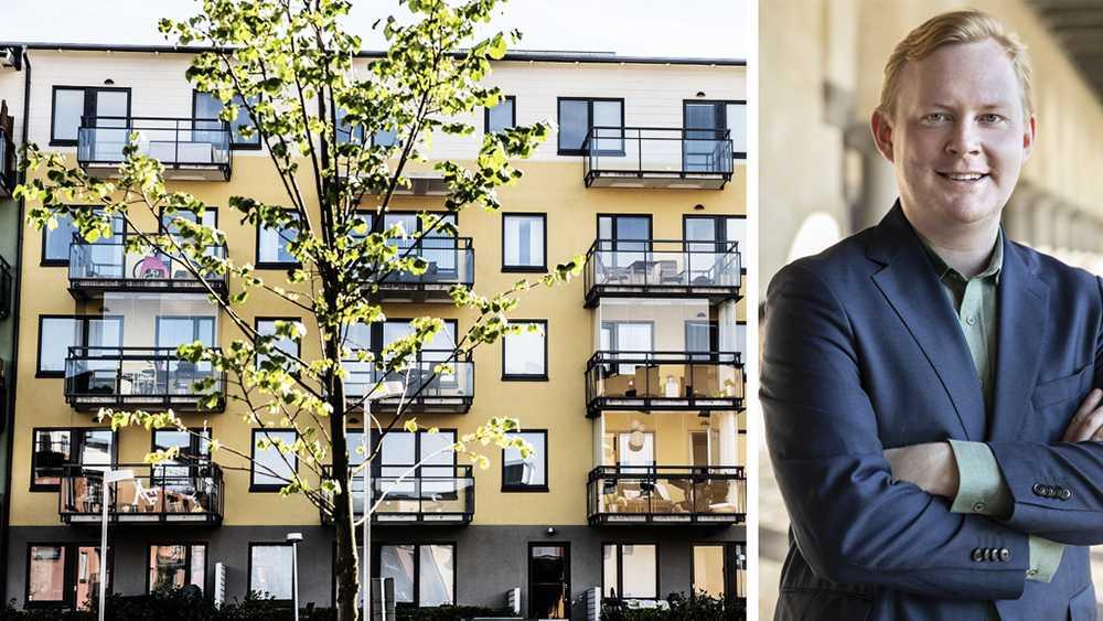 Utmaningarna på den svenska bostadsmarknaden är omfattande, och det råder bostadsbrist i stora delar av landet. Ett av landets mest meriterade universitet, Chalmers, berättade nyligen att de är tvungna att neka utländska studenter plats, eftersom det saknas studentbostäder, skriver Dennis Wedin (M).