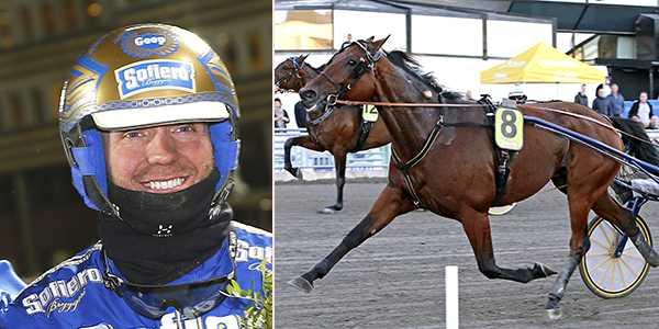 Björn Goop och Only One Winner spikas på V75.