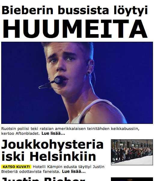 Finska Iltalehti.