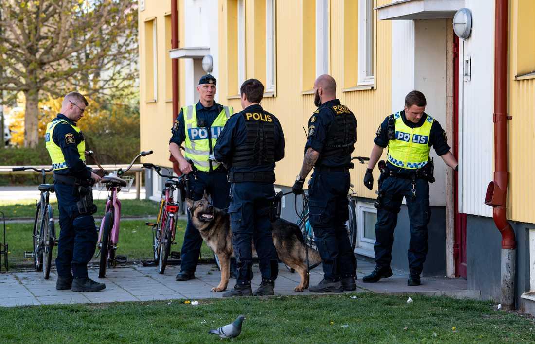 Operation Norrsken genomfördes under tisdagen och onsdagen.